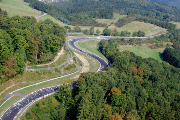 Gyere velünk a Nürburgringre!