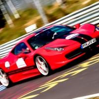 RSR Ferrari: 341 km/h